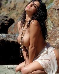 Monica Mendez decides to create her own nude beach in Malibu