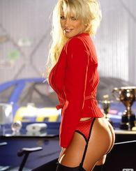Tina Marie Jordan gets nude