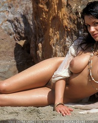 Monica Mendez decides to create her own nude beach in Malibu