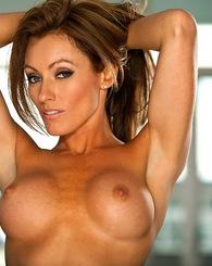 Marla Ann posing nude